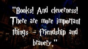 inspirational harry potter quotes about friendship inspirational harry potter quotes about